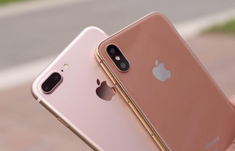 Iphone 8 Dummny Copper 1 4