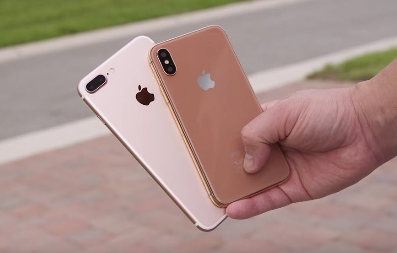 Iphone 8 Dummny Copper 1 5