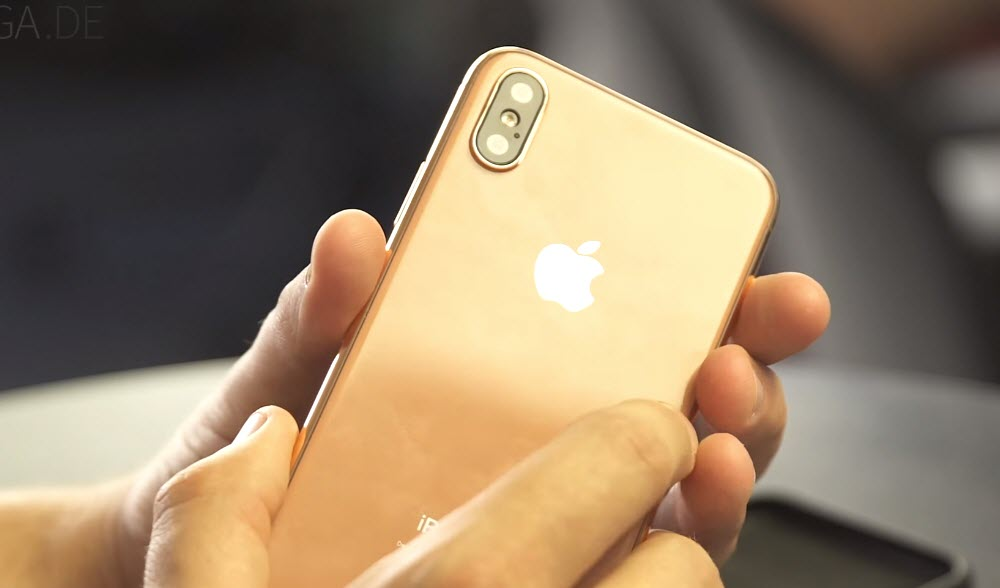 Iphone 8 Dummy Copper 1 1