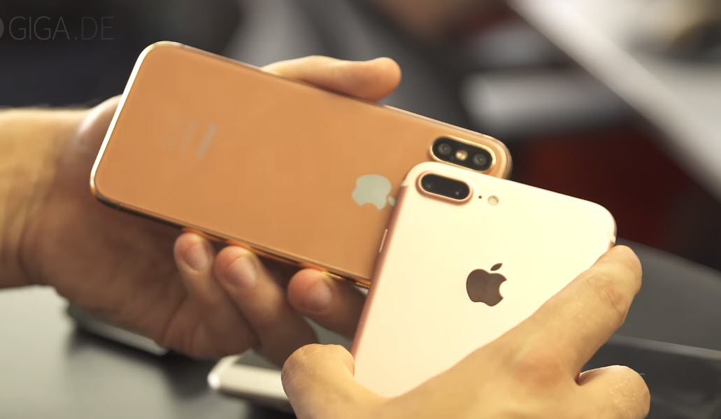 Iphone 8 Dummy Copper 1 5