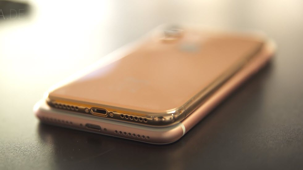 Iphone 8 Dummy Copper 1 6