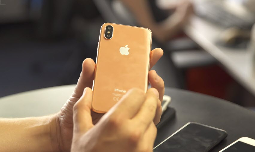 Iphone 8 Dummy Copper 1 7