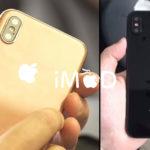 Iphone 8 Dummy Copper Black