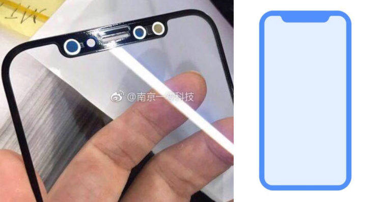 Iphone 8 Front Glass Display