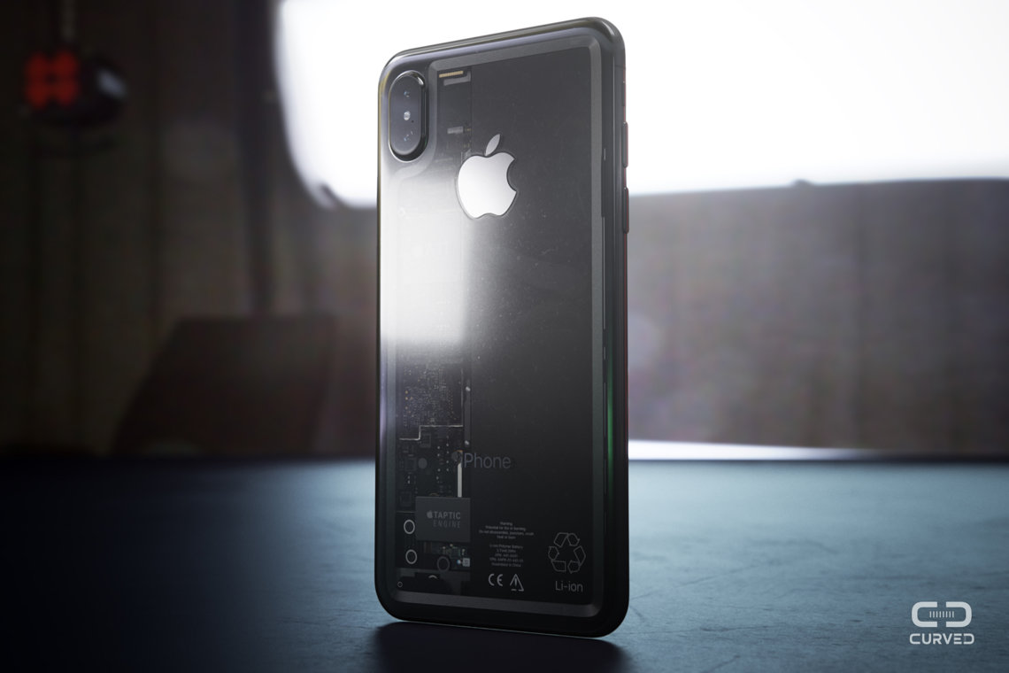 Iphone 8 Glass Edition 1 2