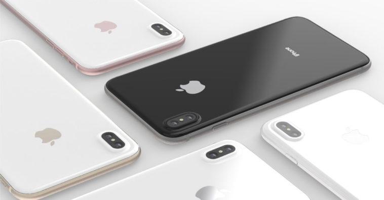 Iphone 8 Market Renders Cover