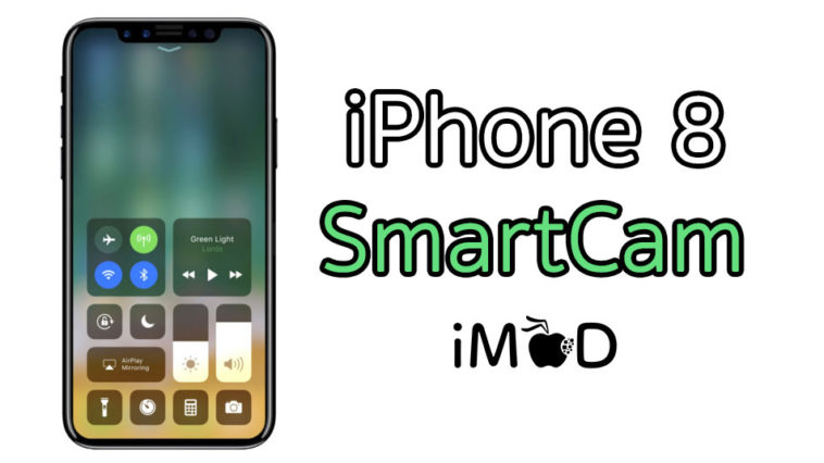 Iphone 8 Smartcam Faceid