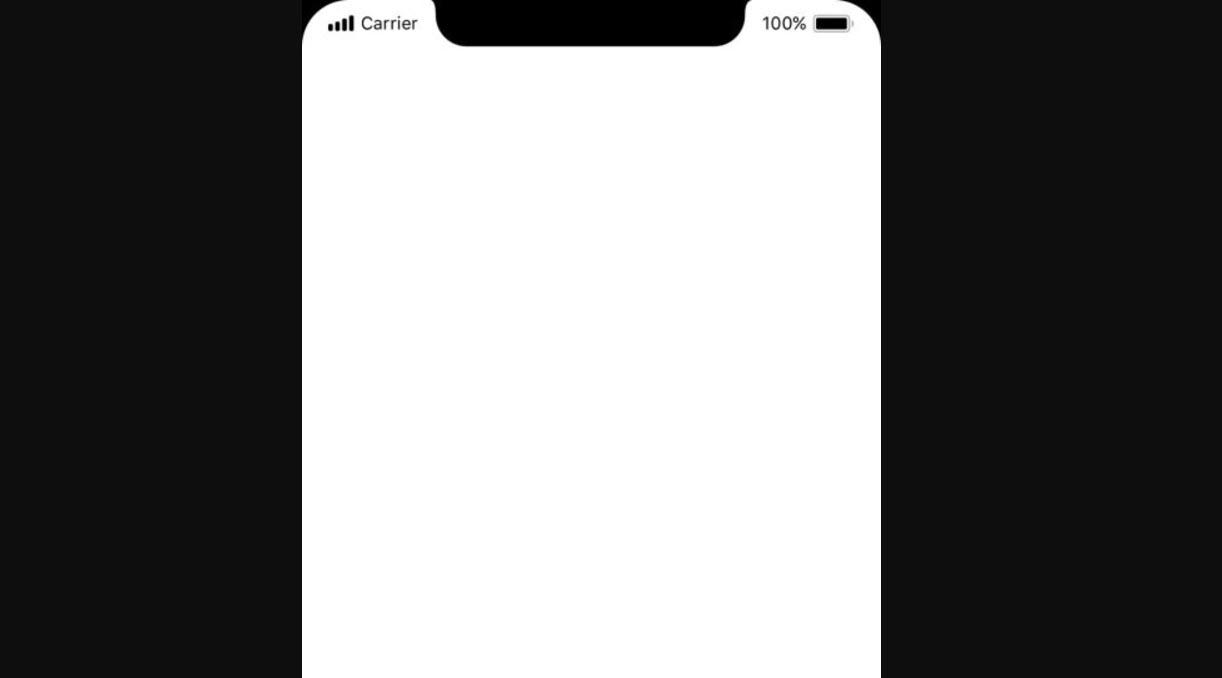 Iphone 8 Status Bar 1 2