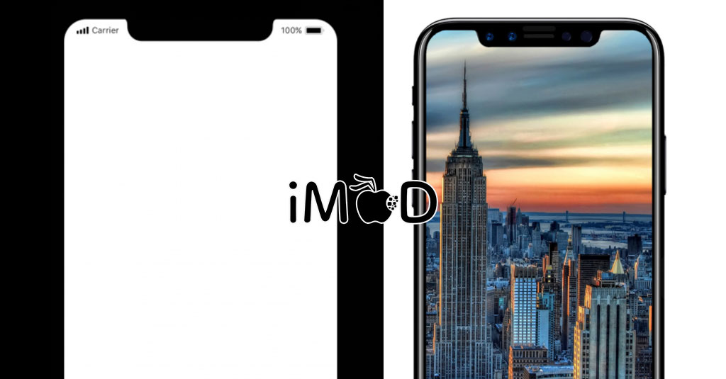 Iphone 8 Status Bar