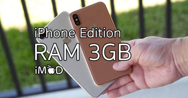 Iphone Edition Ram Rumors