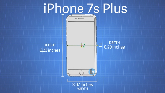 Iphone7s Plus Dimensions Image Leaks 1 1