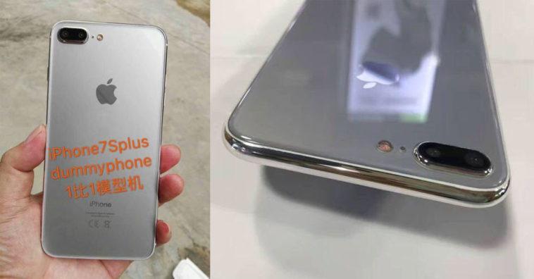 Iphone7splus Dummy Glassback