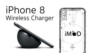 Iphone8 Wireless Charger Slow Half Standard