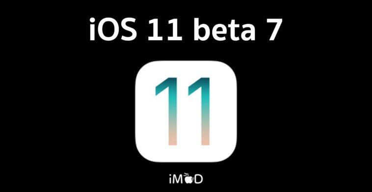 Ios 11 Beta 7 Banner