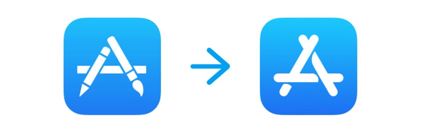 New App Store Ion On Ios 11 Beta 6
