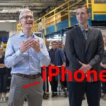 Timcook Iphone 8 In Pcoket
