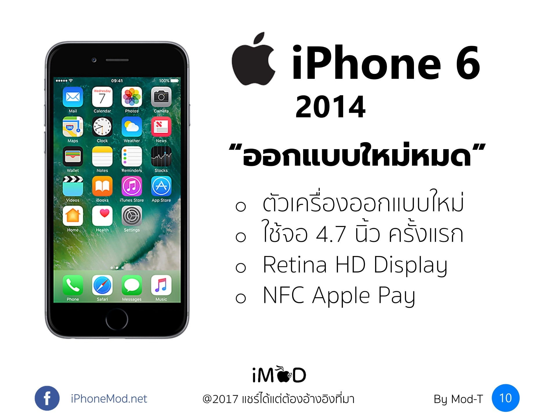 10th Years Iphone 10