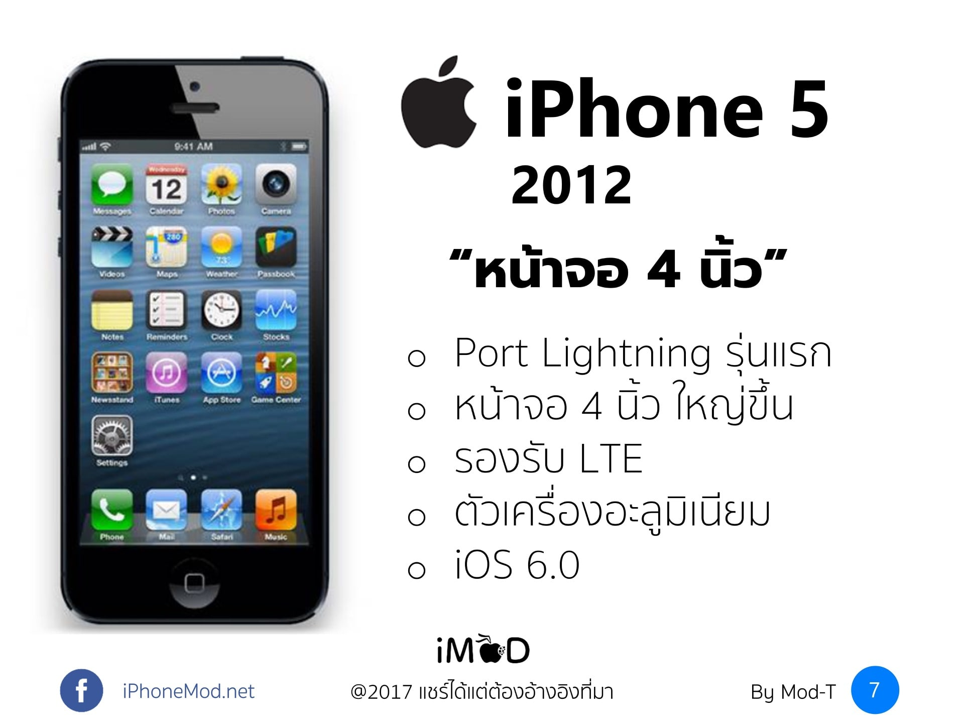 10th Years Iphone 7