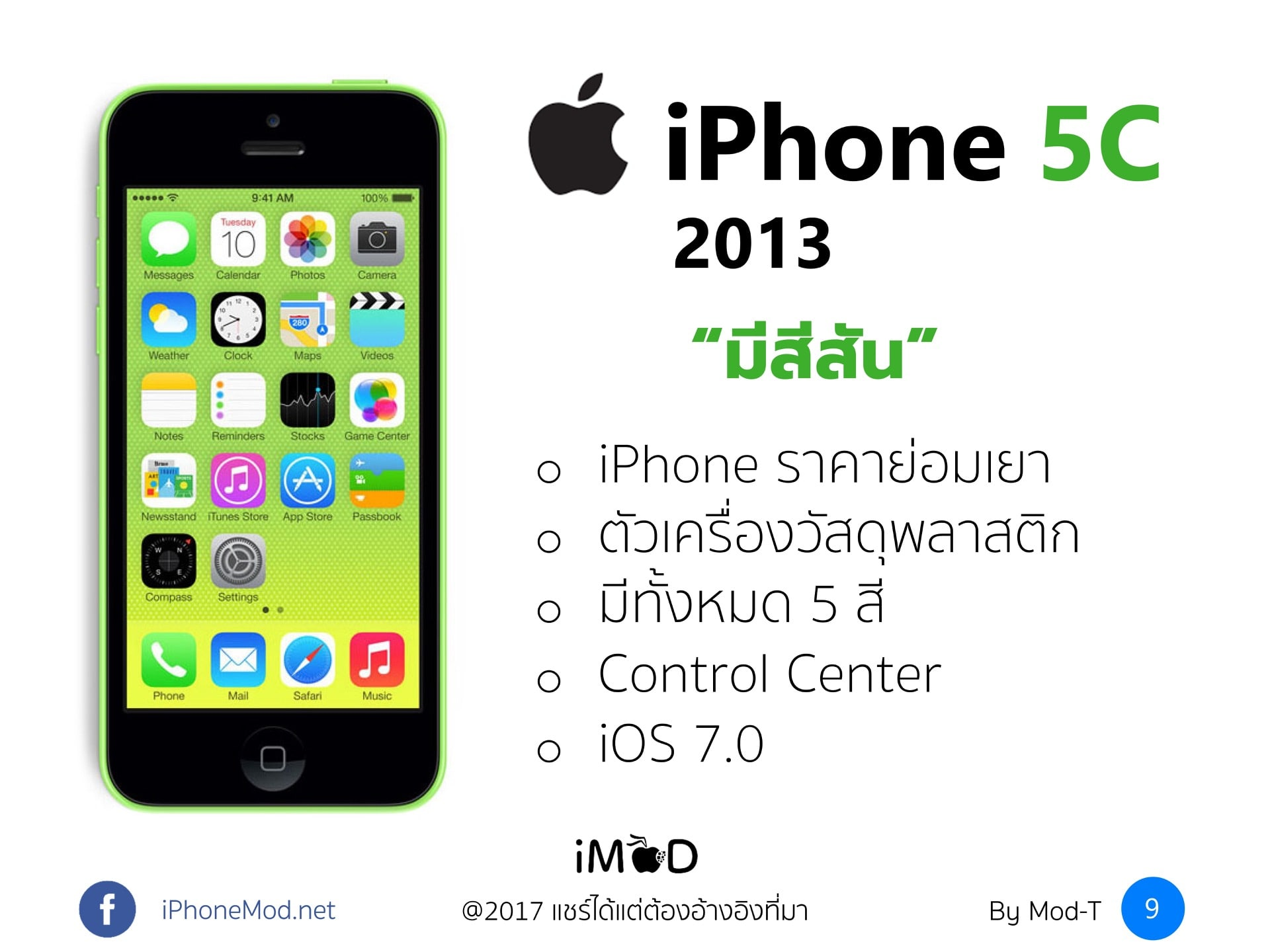 10th Years Iphone 9