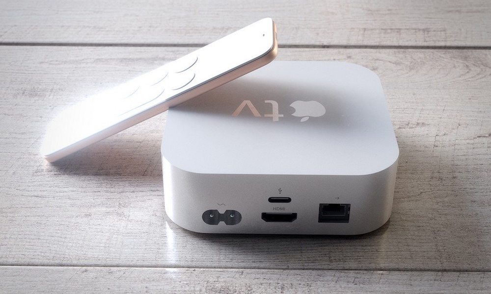 Apple Tv 5th Gen Concept
