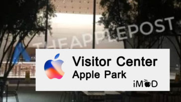 Applepark Visitor Center Photo Cover 1