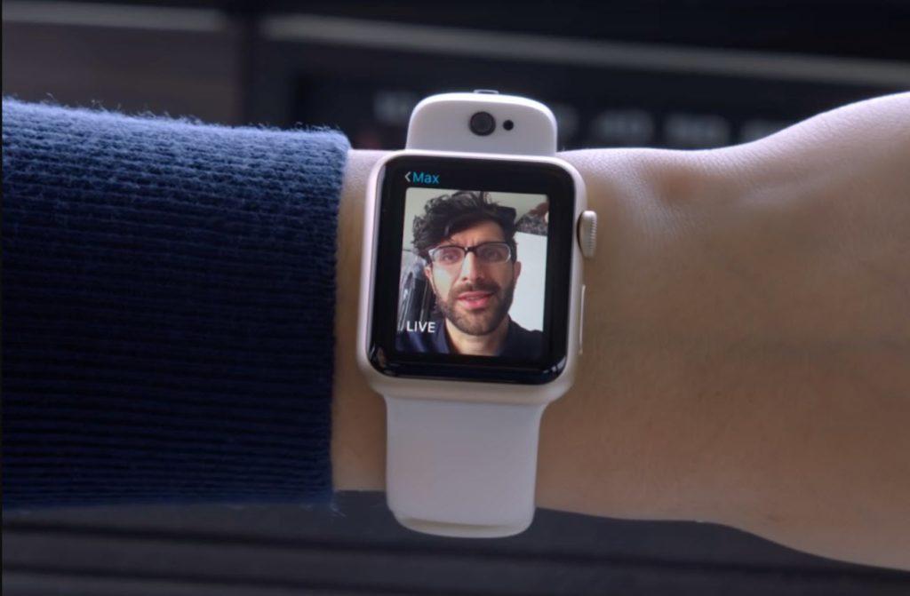 Applewatch Camera