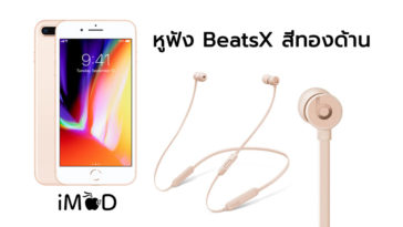 Beatsx Matte Gold