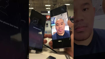 Note 8 Face Scan By Photo Cover 1