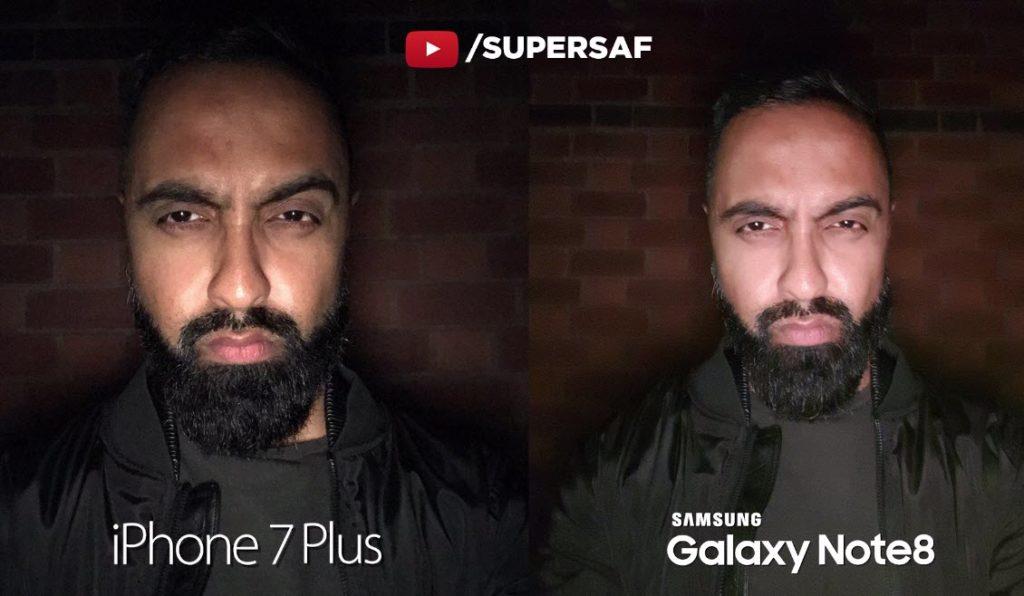 Note 8 Vs Iphone 7 Plus Camera Comaparison 12