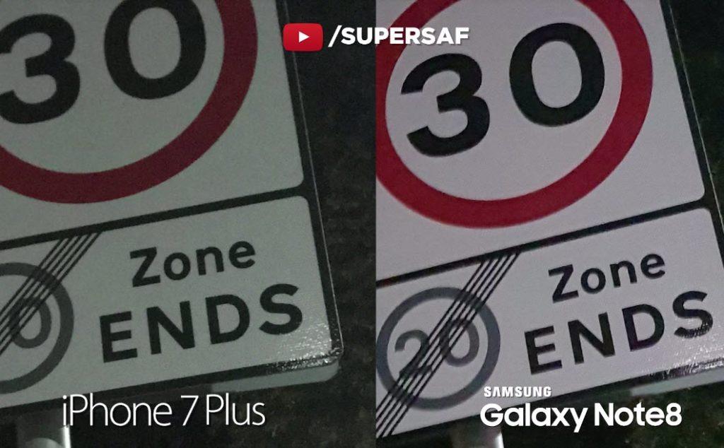 Note 8 Vs Iphone 7 Plus Camera Comaparison 15