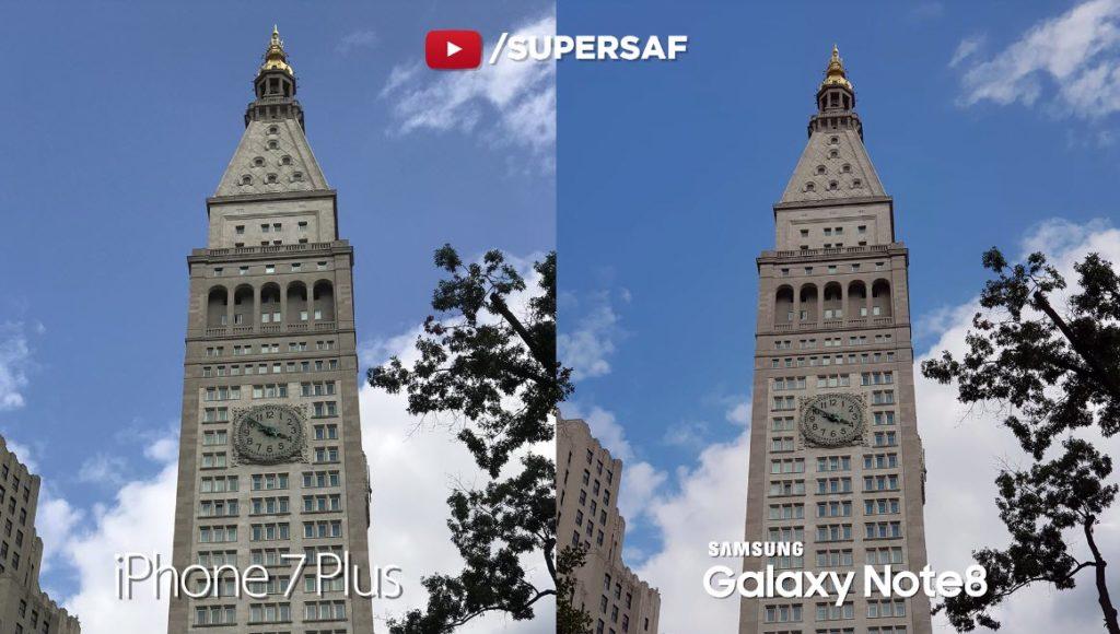 Note 8 Vs Iphone 7 Plus Camera Comaparison 18