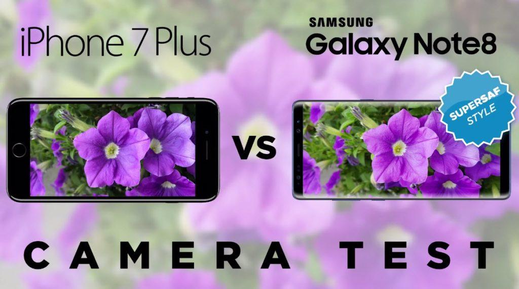 Note 8 Vs Iphone 7 Plus Camera Comaparison 2