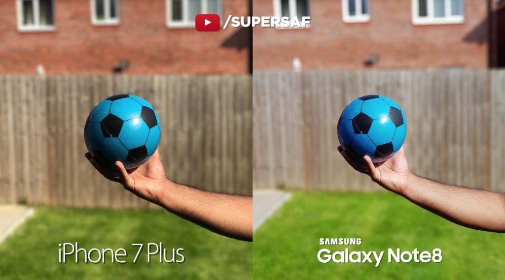 Note 8 Vs Iphone 7 Plus Camera Comaparison 20