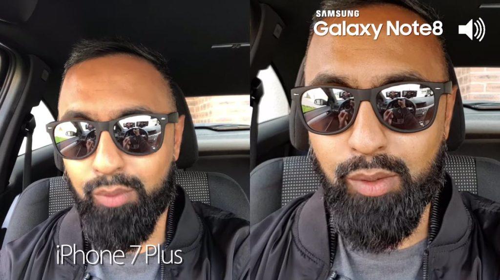 Note 8 Vs Iphone 7 Plus Camera Comaparison 3