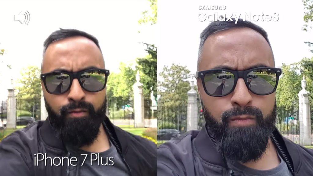 Note 8 Vs Iphone 7 Plus Camera Comaparison 4