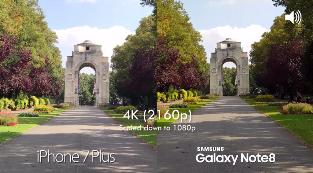 Note 8 Vs Iphone 7 Plus Camera Comaparison 5