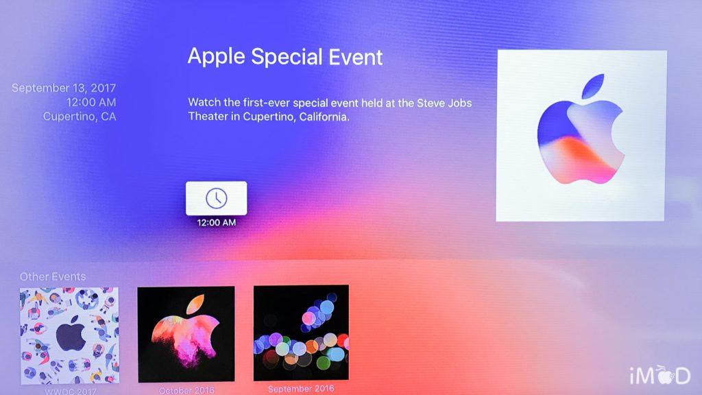 Apple Special Event September 2017 Apple Tv 1200