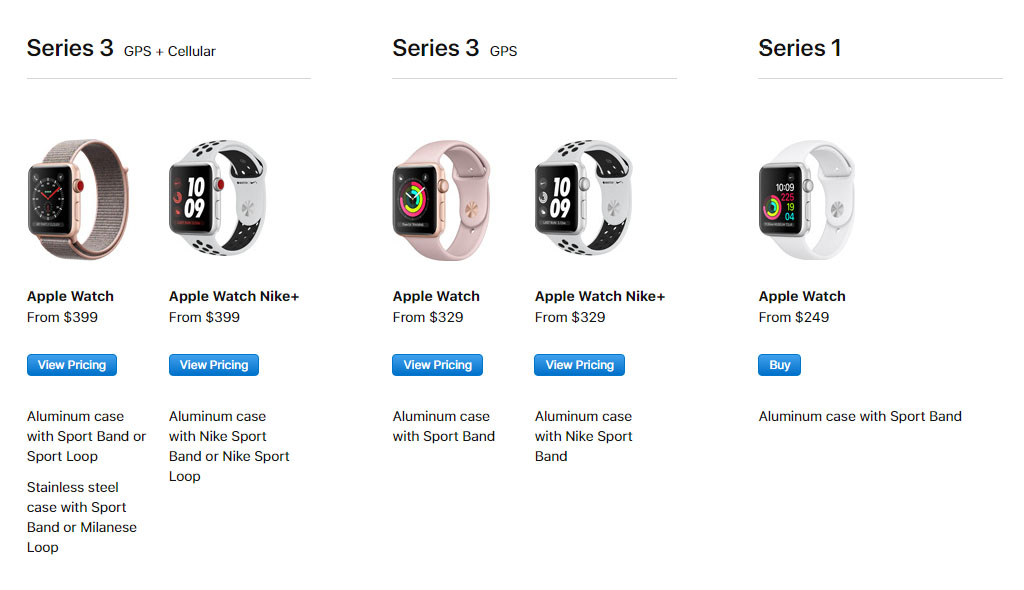 Apple Watch Series3 Compare01