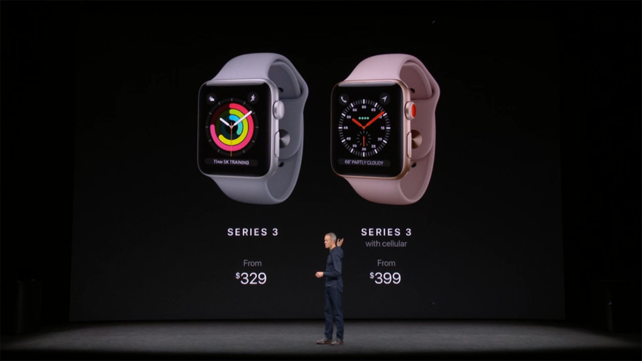 Apple Watch Series3 Released Content2