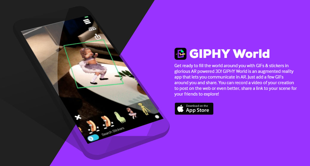 Ar Apps Giphyworld Cover