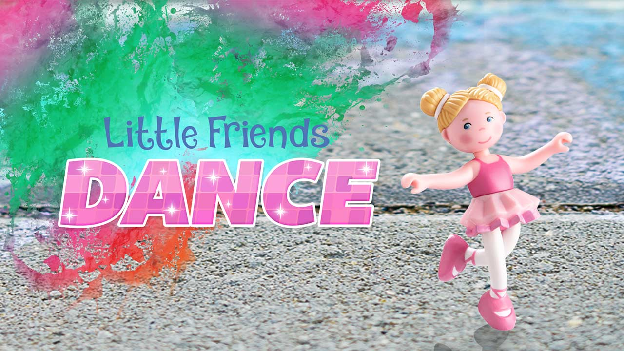 Ar Apps Littlefirendsdance Cover