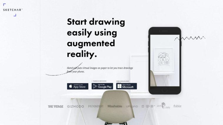 Ar Apps Sketchar Cover