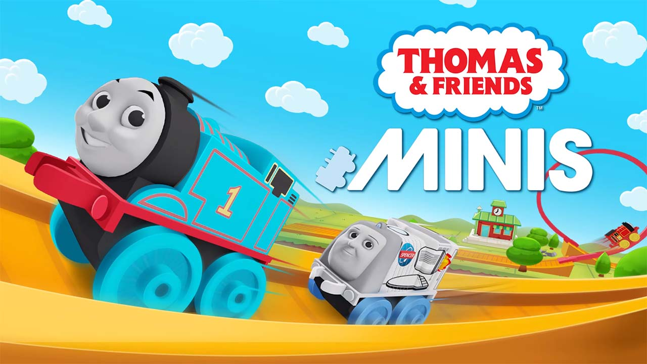 Ar Apps Thomas&friendsminis Cover