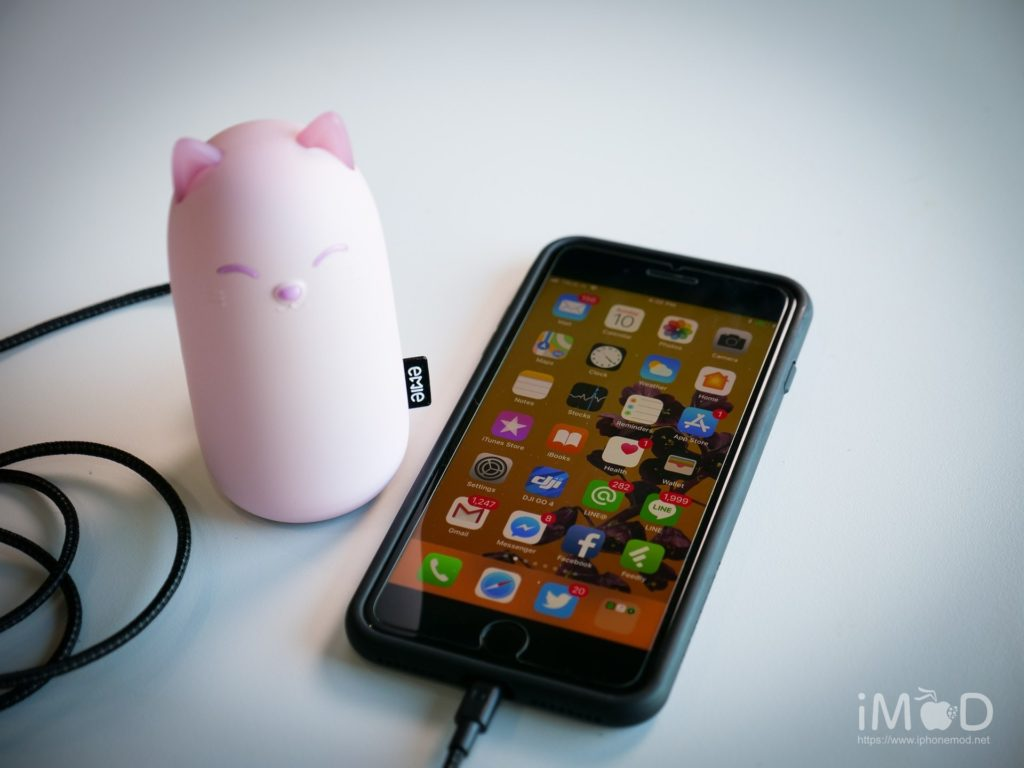 Emie Powerbank Kitten 10000mah 3