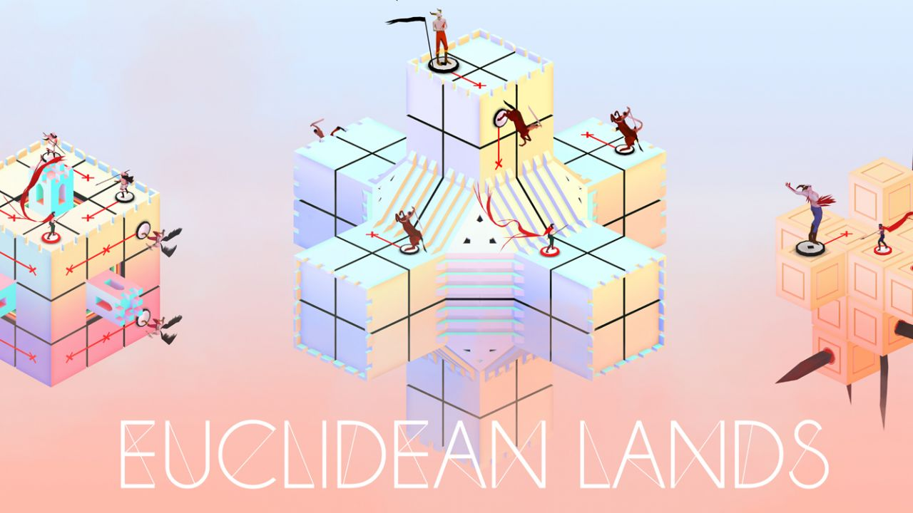 Game Euclideanlands Cover