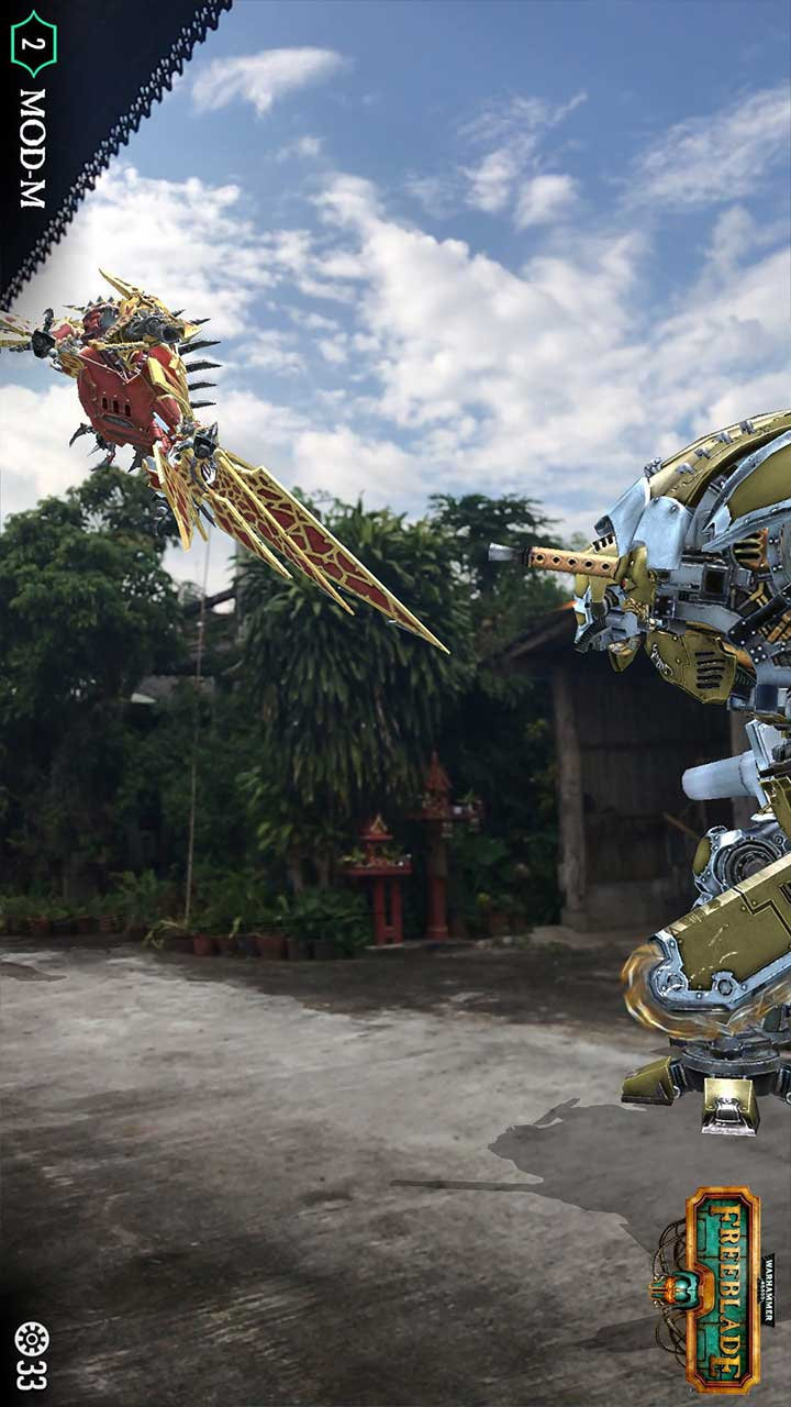 Game Freeblade Ar2