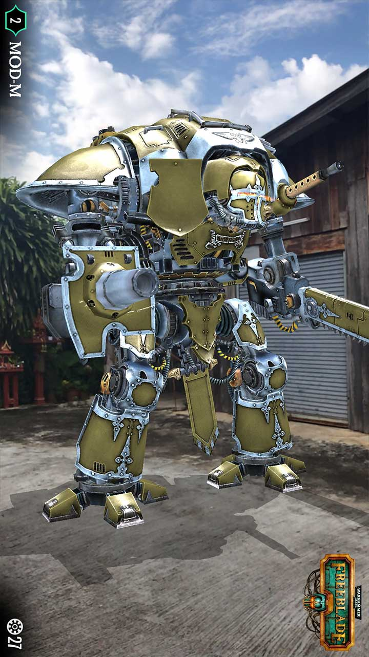 Game Freeblade Ar3