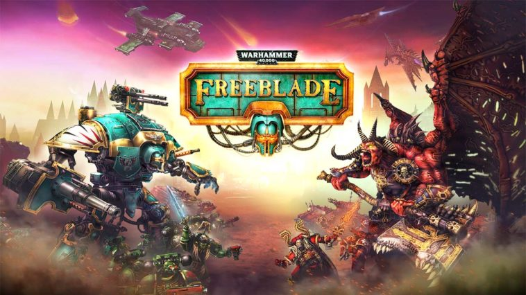Game Freeblade Cover