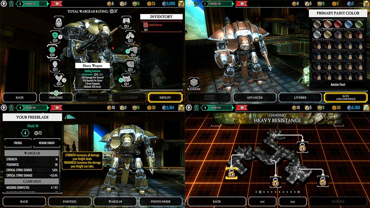 Game Freeblade Setting2