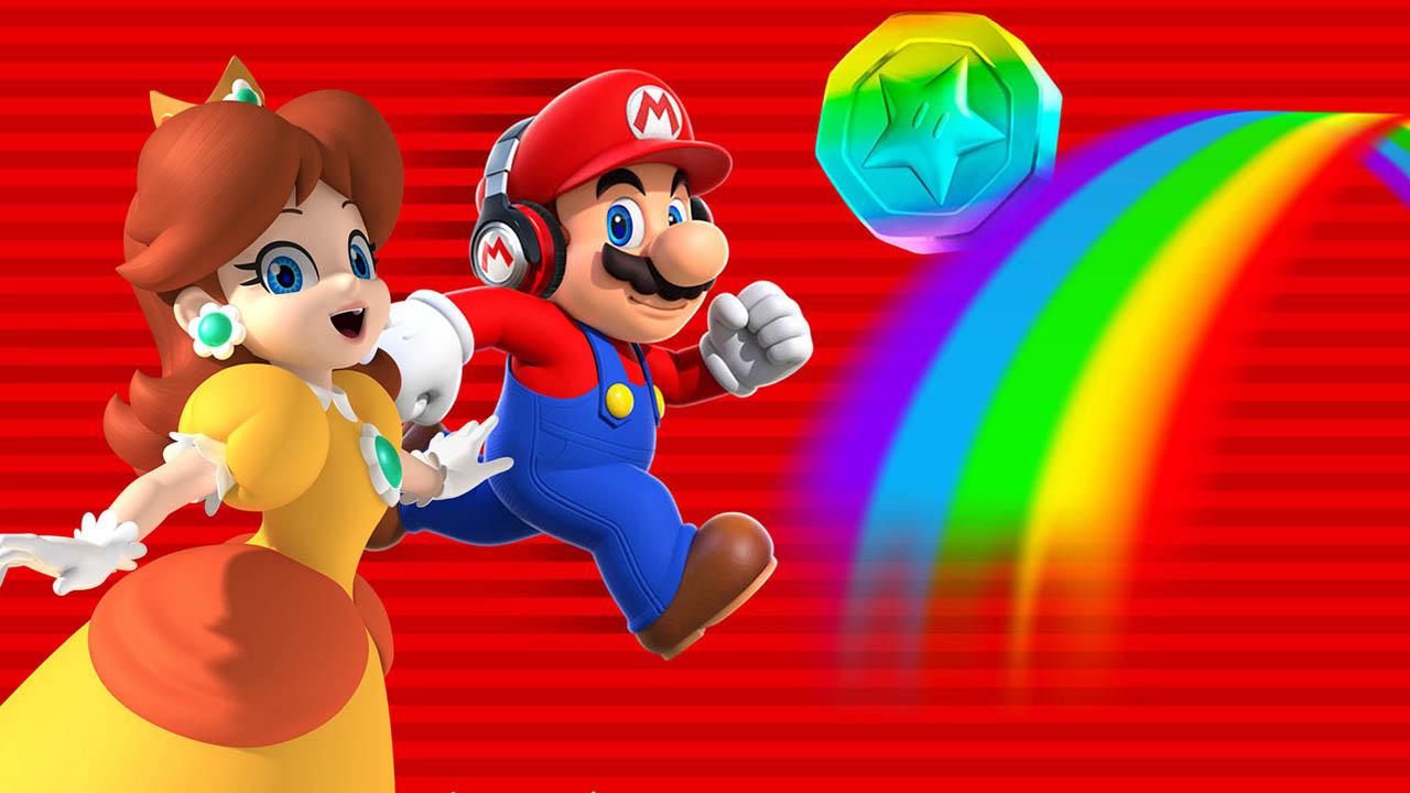 Game Super Mario Run Content1